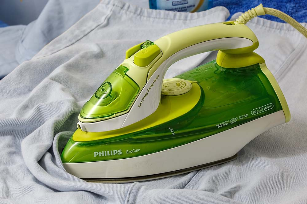Did You Know That Demineralised Water Can Be Used In Steam Irons?