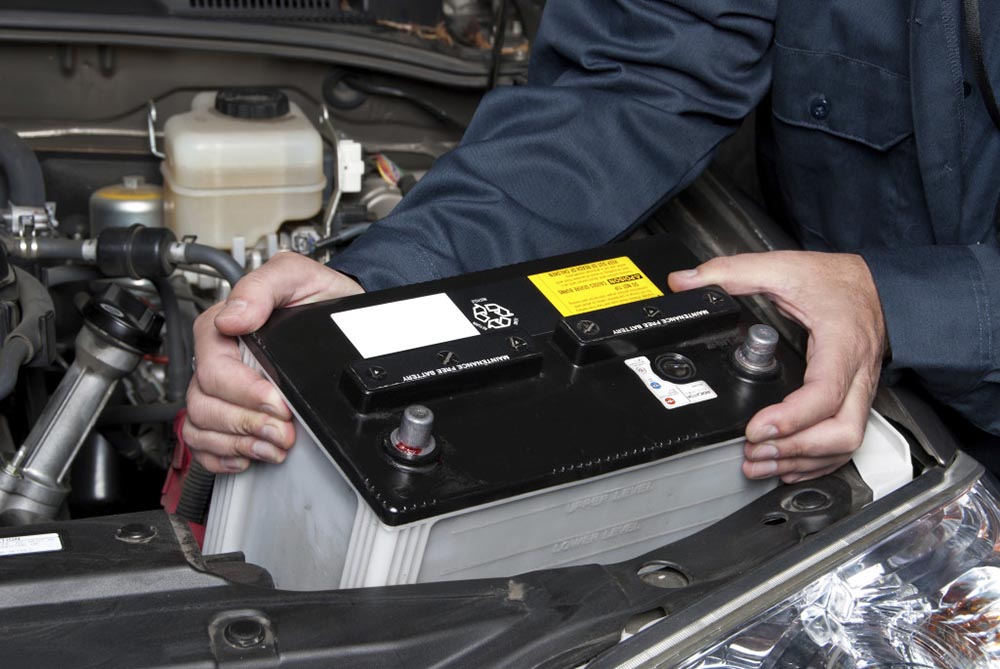 Why Distilled Water is Used in Car Batteries