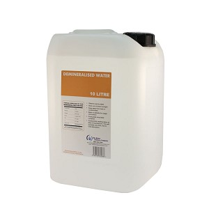 Demineralised Water  | 10 Litres